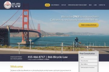 Bay Area Bicycle Law