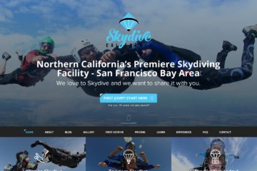 Skydive California